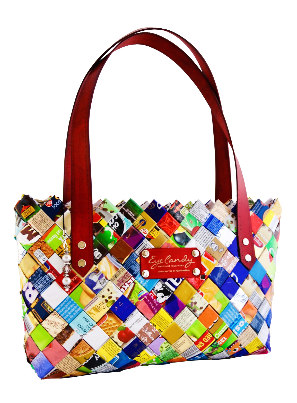 Eye Candy Medium Size Tote